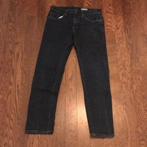 Men's like new Aeropostale slim straight jeans